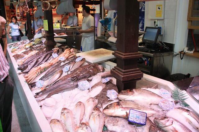 Рыбный магазинчик