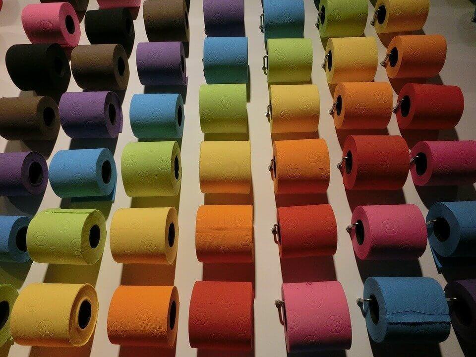 рынок туалетной бумаги