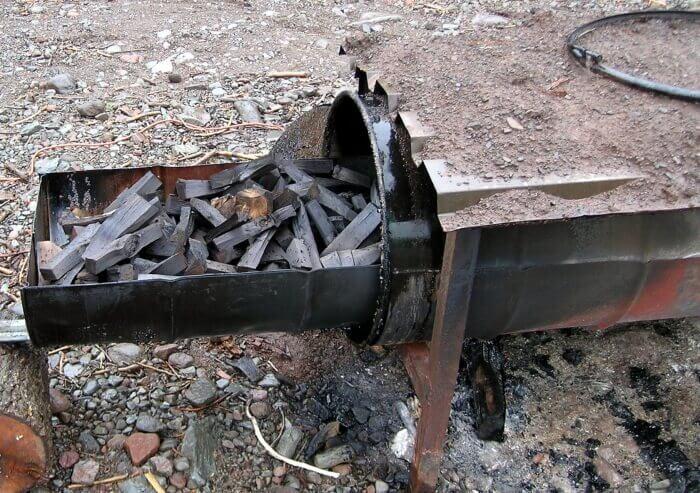 Выбор оборудования для производства древесного угля, технология и полная стоимость оборудования. Бизнес-план производства древесного угля