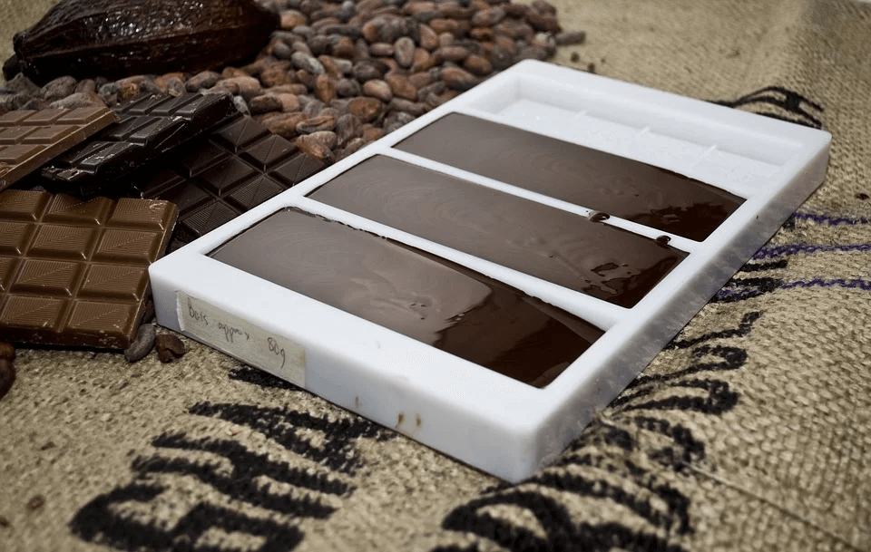 производство шоколада