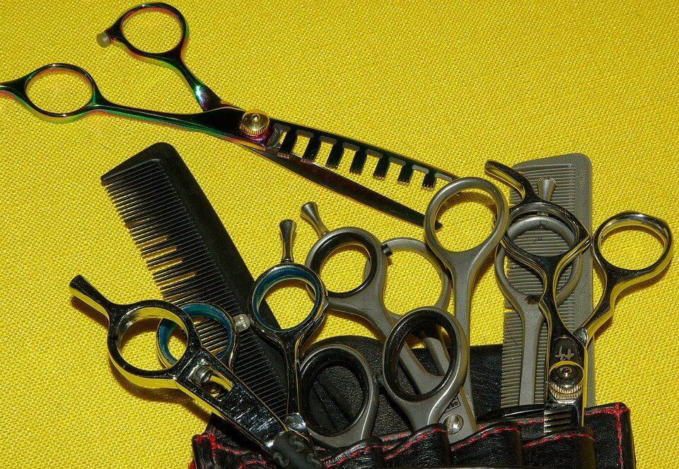 оборудование парикмахера