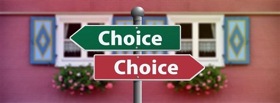 выбор места