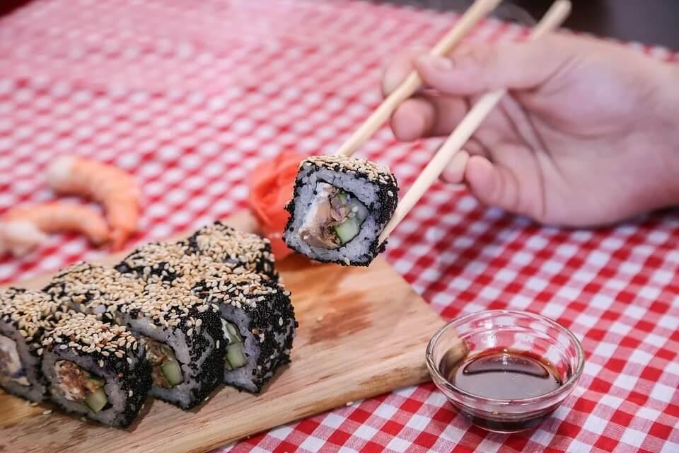 бизнес на суши и роллах