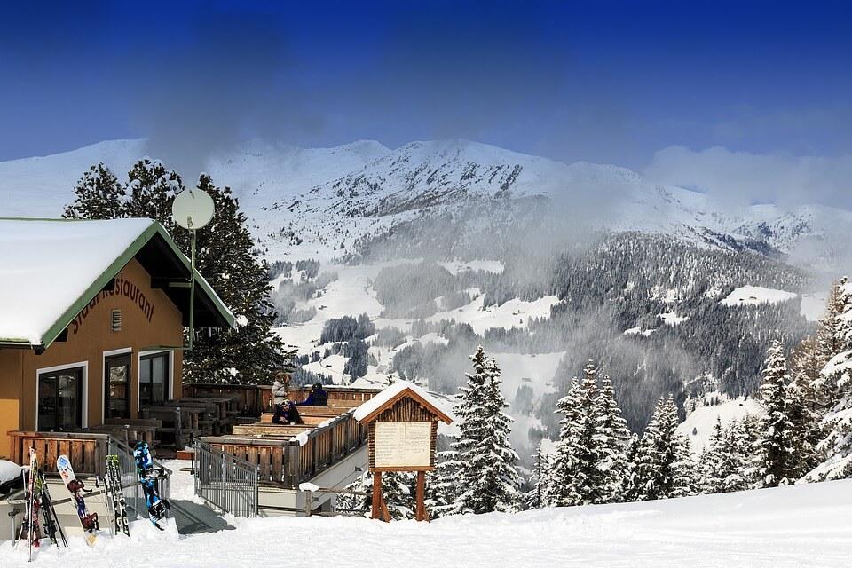 горнолыжный отель