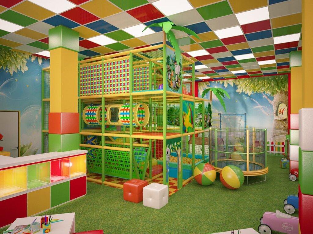 детская игровая комната бизнес план