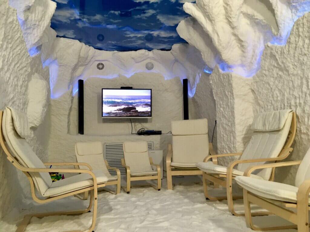 соляная пещера как бизнес
