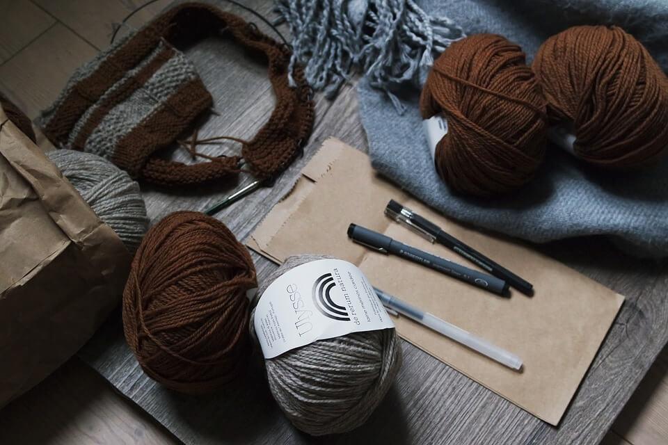 бизнес на вязании на дому